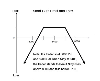 short guts profit loss